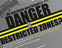 Danger & Restricted Zones