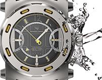 VDLZ-1 diver watch