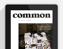 Common - iPad Magazine
