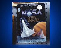 Nasa Eraser Package