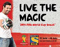 FIFA2014 - SonySIX