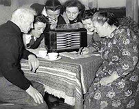 Radio para Supradyn / Radio for Supradyn