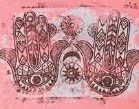 Cea-Jae: Graphic Work