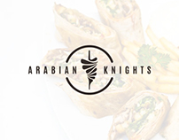 Arabian Knights Re-Branding