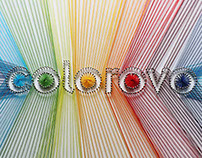 Colorovo - thread art