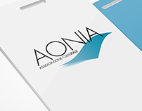 Logo Aonia designed by Vjolart