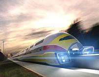 Future Train of London