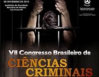 VII Congresso Brasileiro de Ciências Criminais