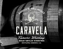 Caravela - Famoso Whiskey - Branding & Logo