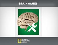 Brain Games NatGeo (VK/FB apps)