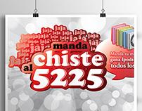 Print Design Advertising Claro for Bolivia and Ecuador
