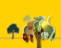 Diseño e Ilustraciòn / Campaña Poda para el GCBA