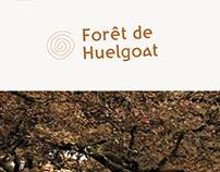 Forêt de Huelgoat - Webdesign