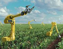 "Syngenta: Halex GT ""Robot"" Ad Campaign"