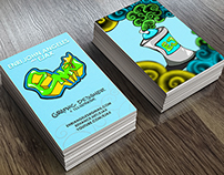 Business Card Design (Ejax)