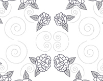 Pattern Series: Roses & Lace