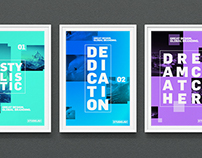 NO LIMITS // Poster Collection