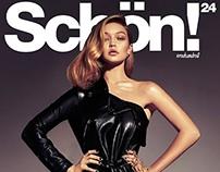 Gigi Hadid for Schon Magazine