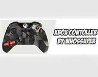 Xbox One Controller Mockup