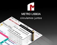 App Metro Lisboa