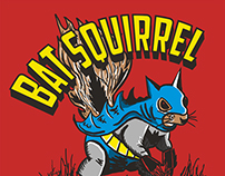 Bat Squirrel!