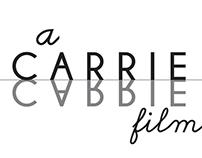 Carrie Carrie Film logo