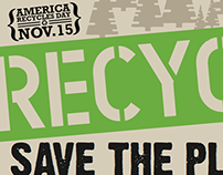 DuPont Clear into the Future Recycles Day Campaign
