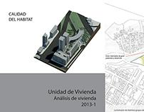 Análisis Unidad Intermedia Vivienda - ARQU 3832- 201310
