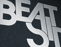 beatside - logo design