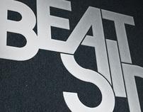 beatside - logo design