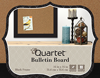 Quartet Home Decor Package Design