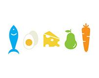 Cómo nos clasificamos según los alimentos que elegimos