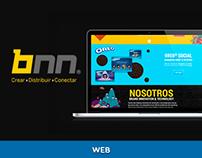 BNN Responsive site
