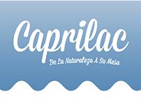 Caprilac | Packaging | Milk