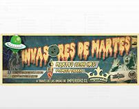 Los Invasores de Martes