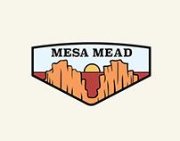 Mesa Mead Beverage Branding