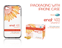 ENAT 400 Mock-up Packaging Design