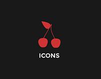 Icon Set - Food