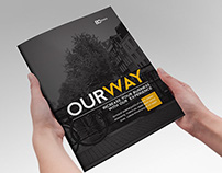 Business Brochure Template - OurWay