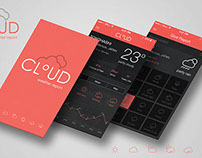 Cloud Weather App