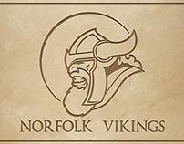 Norfolk Vikings Logo