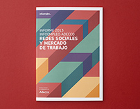 Report about social media and employment 2013