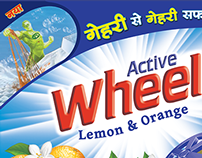 Wheel Active Packaging