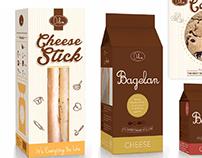 Packagings for Delicio