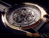 M. Hodgson Timepiece