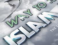 Islam Way Flyer Template