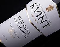 Kosher wine Kvint