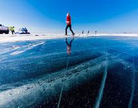 Bikal Ice Marathon 2014