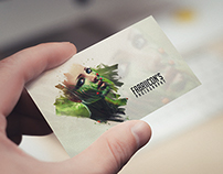 Photography Pro Business Card vol.10