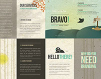 BRAVO! self-branding